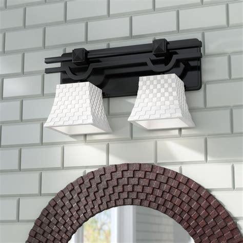 Bismark 2-Light Vanity Light