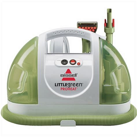 bissell proheat little green machine pdf manual