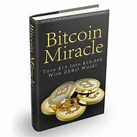 Bitcoin miracle turn $15 into $10,000 with zero work! scam?