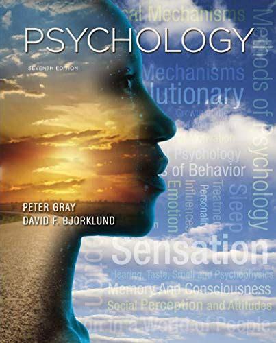 Bjorklund Psychology Study Guide