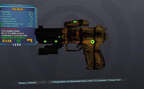 Bl2 Pistol Dahl Grip