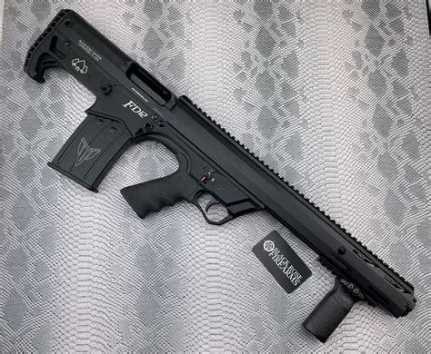 Black Aces 12 Gauge Shotgun