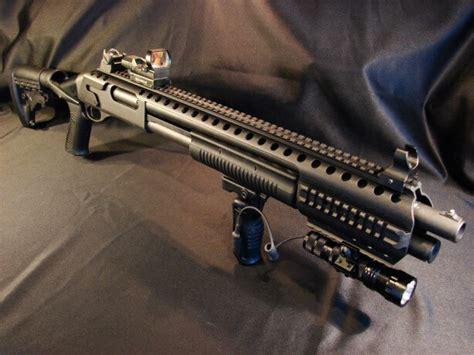 Black Aces Tactical Shotgun Quad Rail