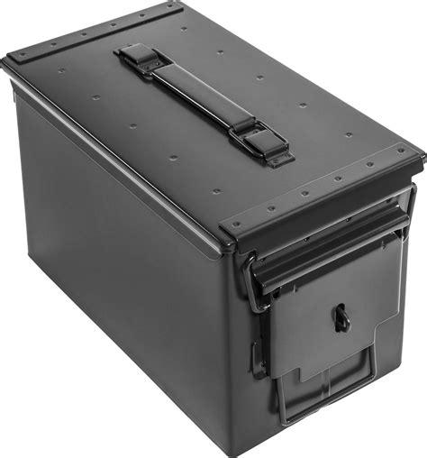 Black Ammo Box