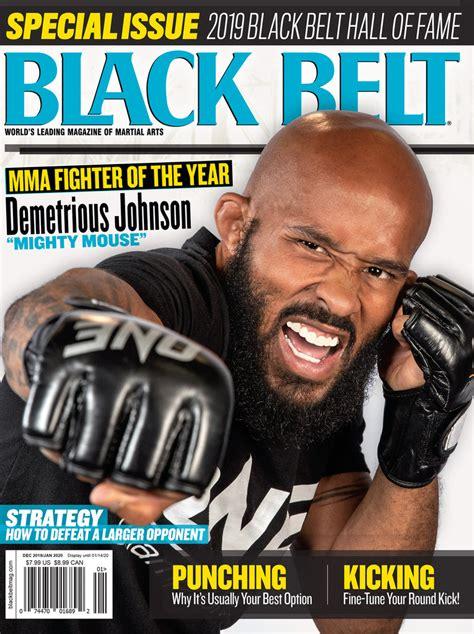 Black Belt Magazine Is Bad