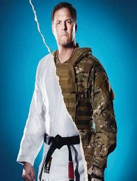 Black Belt Magazine Matt Larsen Book