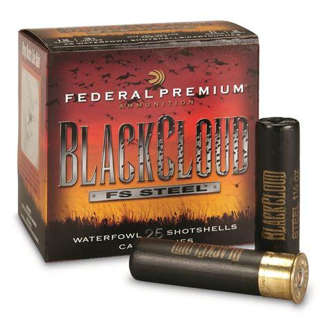 Black Cloud 12 Gauge Shotgun Shells