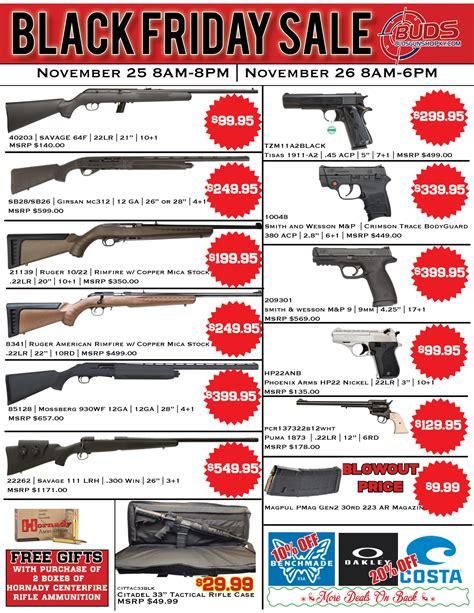 Buds-Gun-Shop Black Friday Guns Buds Gun Shop.