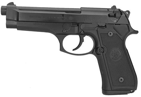 Black Handgun Picture