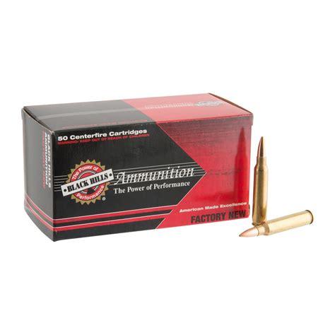 Black Hills 223 Remington 69gr Sierra Matchking Ammo For