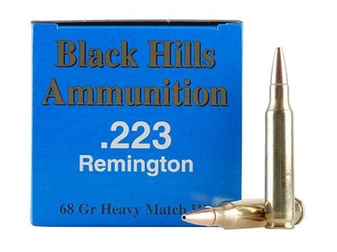 Black Hills Remanufactured 223 Ammo Review