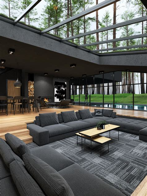 Black House Interior Make Your Own Beautiful  HD Wallpapers, Images Over 1000+ [ralydesign.ml]