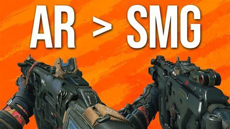 Black Ops 4 Assault Rifle Vs Smg