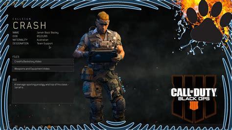 Black Ops 4 Crash Ammo