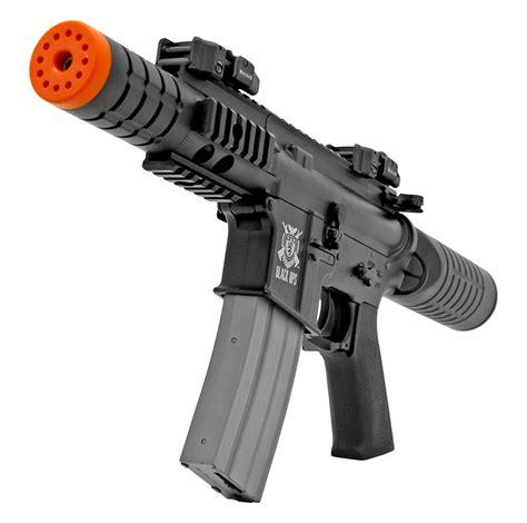 Black Ops Airsoft Full Metal M4 Cobra Assault Rifle Review