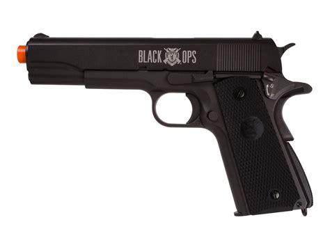 Black Ops Colt 1911 Airsoft Gun