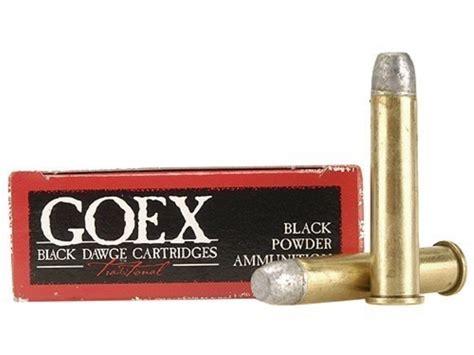 Black Powder Ammo