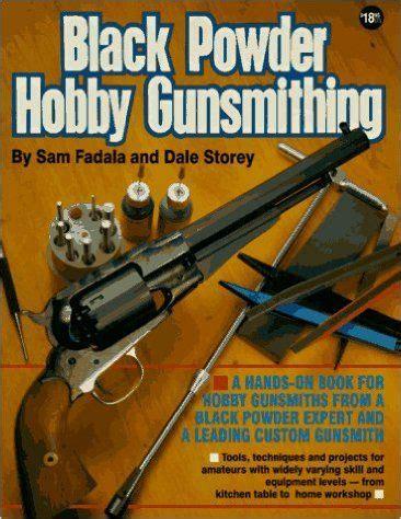 Black Powder Gunsmithing Books