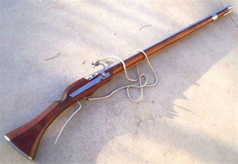 Black Powder Rifle Barrel Length