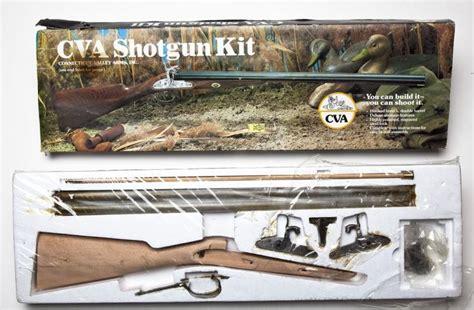 Black Powder Shotgun Kits To Build