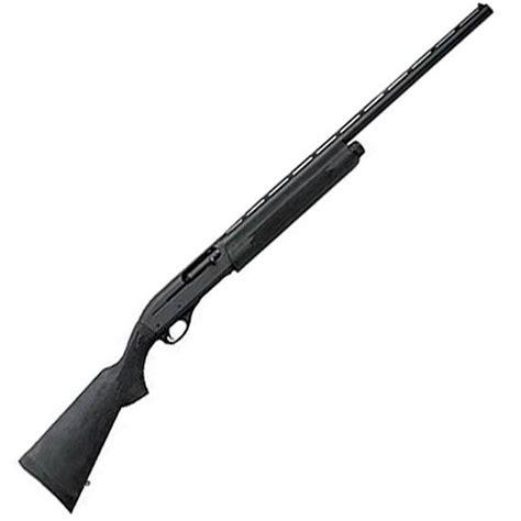 Black Remington 12 Gauge Shotgun