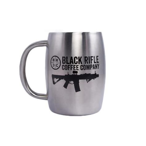 Black Rifle Coffee Company Stainless Steel Mug