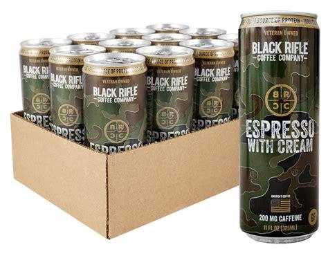 Black Rifle Coffee Opened Package