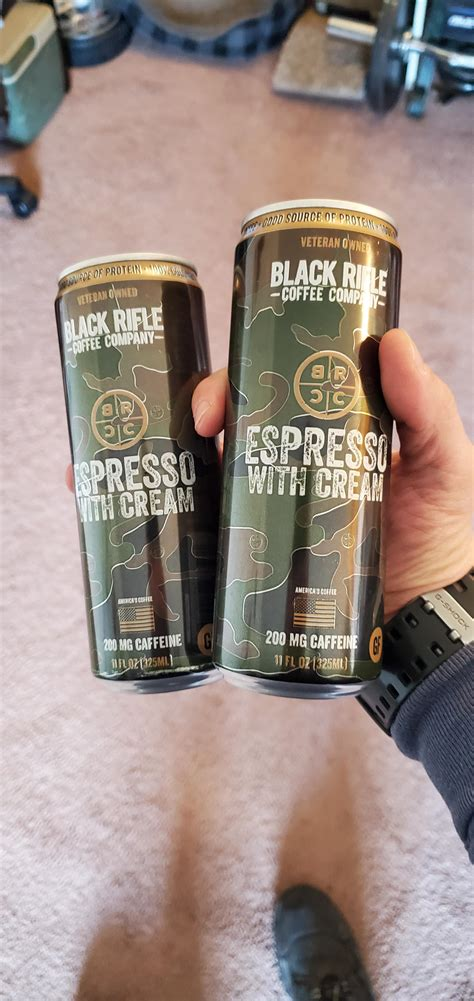 Black Rifle Compared To Deathwish Coffee