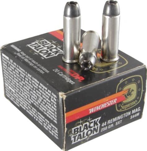 Black Talon 44 Mag Ammo