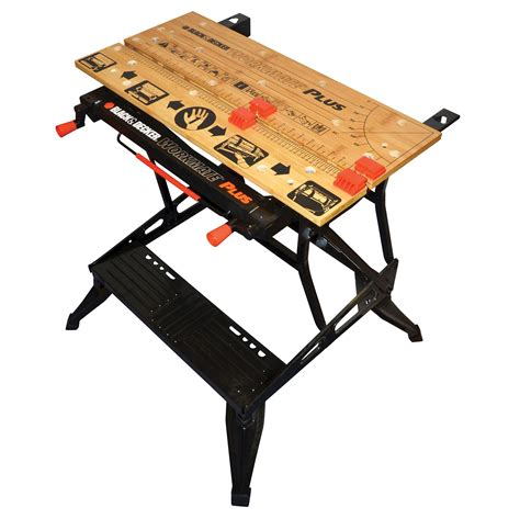 Black And Decker Small Workbench Image
