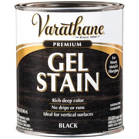 Black gel stain Image