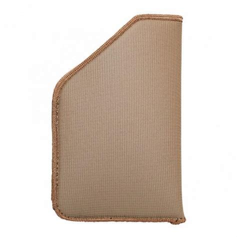 Blackhawk Tecgrip Pocket Holster Small Revolvers Coyote Tan Tecgrip Pocket Holster Small Revolvers Coyote Tan