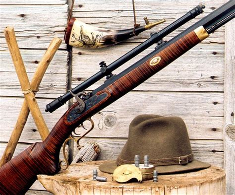 Blackpowder Riflescope Old Style
