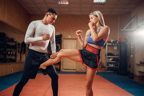 Bladder Kick Self Defense