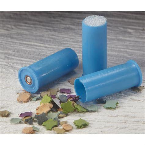 Blank Shotgun Shells With Confetti
