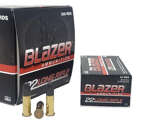 Blazer 22 Long Rifle Ammo Reviews Youtube