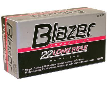 Blazer 22 Long Rifle Fps