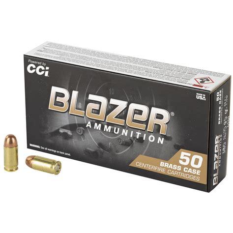 Blazer 380 95 Gr Ammo Review