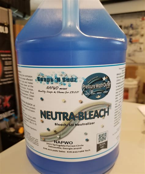 Bleach neutralizer Image