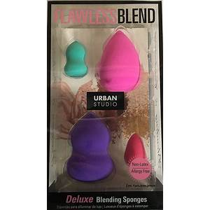 Blending for beauty step by step
