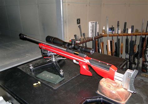 Blieker Rifle Ammo Test