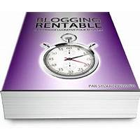 Blogging rentable coupons