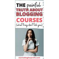 Blogging success course from beginning to success guides