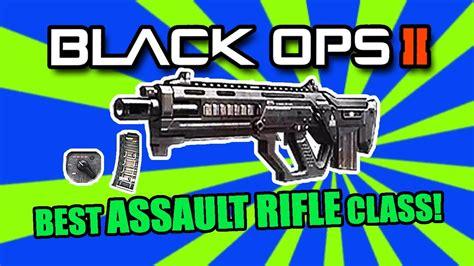 Blops 2 Best Assault Rifle
