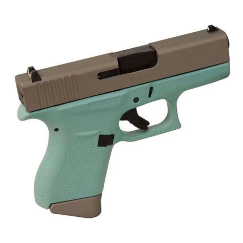 Blue Glock 43