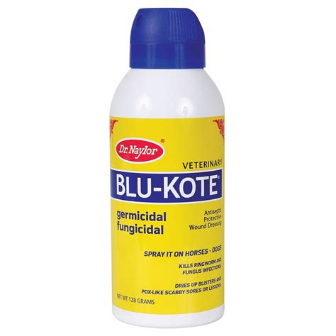 Blue Kote Spray