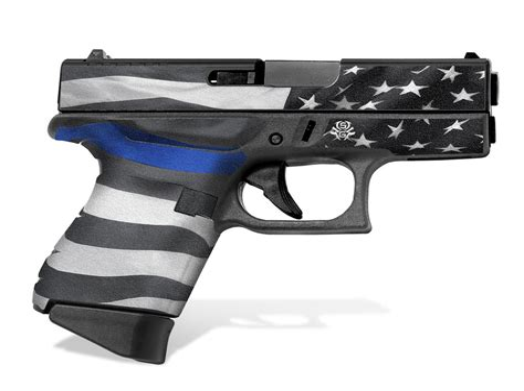 Blue Line Discount Glock 43