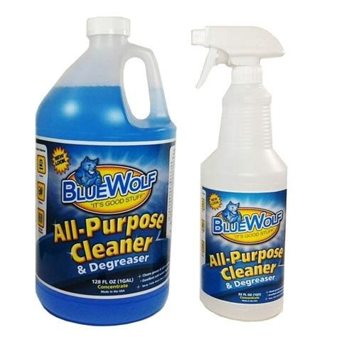 Blue Wolf Cleaner