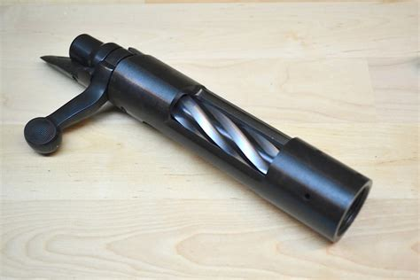 Blueprinting A Rifle Action