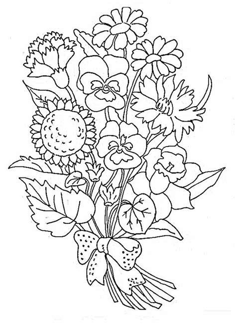 Blumen Malvorlagen Kostenlos Xyz
